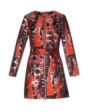 Легкое пальто OPENING CEREMONY. Цвет: красный