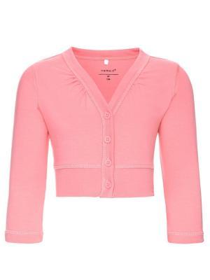 Болеро NAME IT. Цвет: розовый