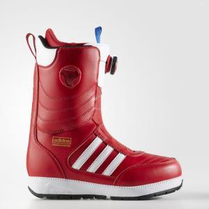 Сноубордические ботинки Response ADV  Originals adidas. Цвет: черный