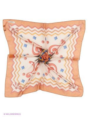 Платок TOSCA BLU. Цвет: оранжевый