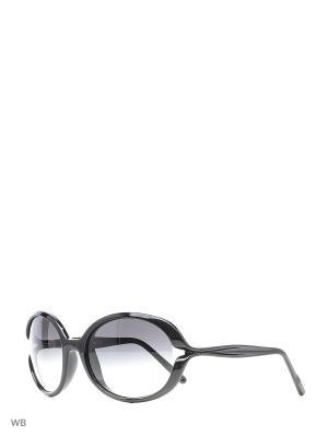 Солнцезащитные очки B 104 C1 Borsalino. Цвет: черный