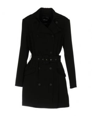 Легкое пальто TY-LR. Цвет: черный