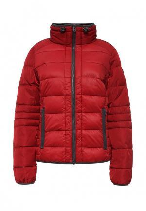 Куртка утепленная Q/S designed by. Цвет: красный