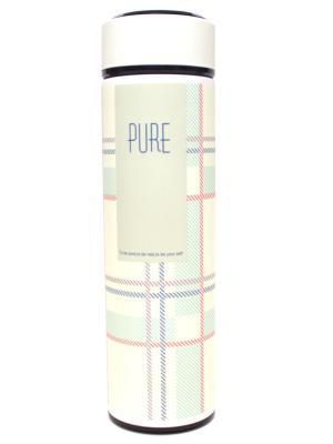 Термос 420 мл Eleon. Цвет: бежевый, белый, фиолетовый