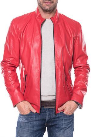 Куртка GIORGIO DI MARE. Цвет: red and beige