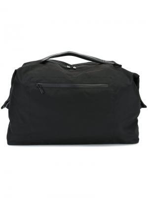 Небольшая дорожная сумка Moss Ally Capellino. Цвет: чёрный
