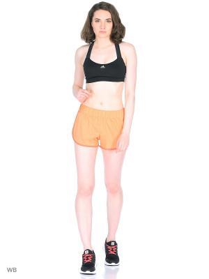 Шорты M10 SHORT WOVEN  EASORA/EASCOR Adidas. Цвет: оранжевый
