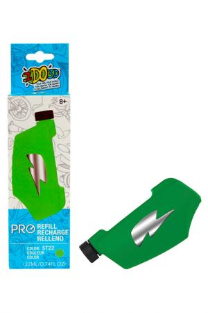 Картридж для ручки REDWOOD 3D. Цвет: зеленый