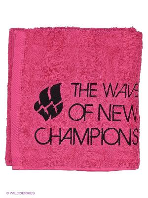 Полотенце WAVE Mad. Цвет: розовый