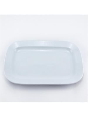 Блюдо прямоугольное 32 см 1/12 Royal Porcelain. Цвет: белый