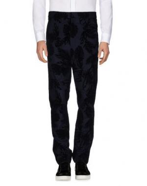 Повседневные брюки ALEXANDER WANG. Цвет: темно-синий