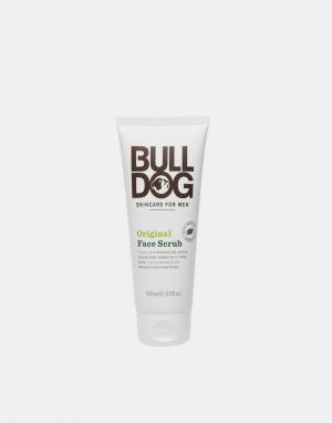 Bulldog Скраб для лица 100 мл. Цвет: мульти