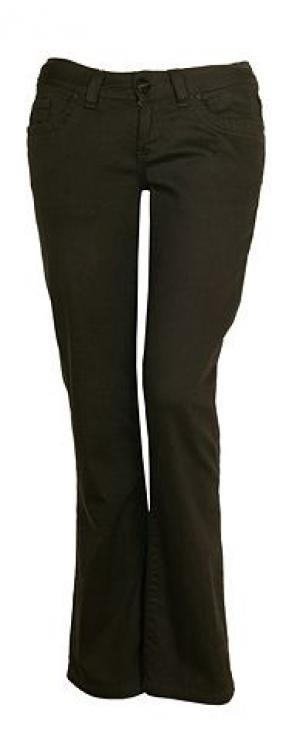 CROSS Jeanswear Co. ®, джинсы «Laura» JEANS ®. Цвет: чёрный чёрный