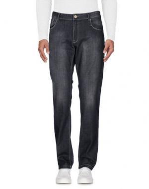 Джинсовые брюки AT.P.CO. Цвет: стальной серый