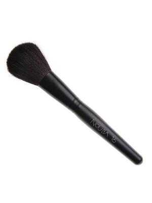 Кисть для пудрыEarth Powder Brush 16, 5г NOUBA. Цвет: черный
