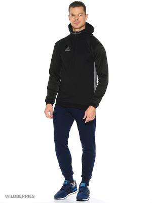 Брюки CON16 SWT PNT Adidas. Цвет: темно-синий