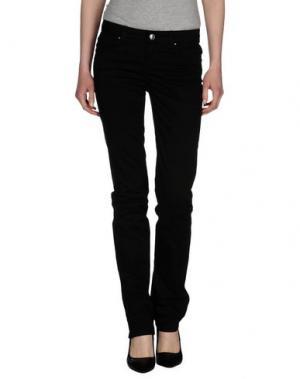 Повседневные брюки SEVEN. Цвет: черный
