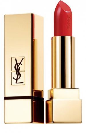 Губная помада Rouge Pur Couture №59 YSL. Цвет: бесцветный