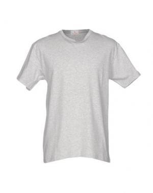 Футболка JEY COLE MAN. Цвет: серый
