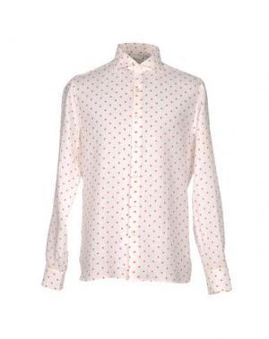 Pубашка DOMENICO TAGLIENTE. Цвет: фуксия