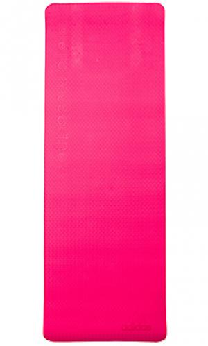 Коврик для йоги adidas by Stella McCartney. Цвет: розовый