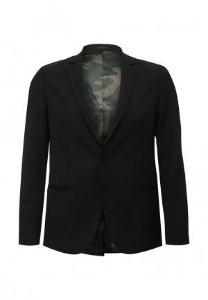 Пиджак Karl Lagerfeld. Цвет: черный