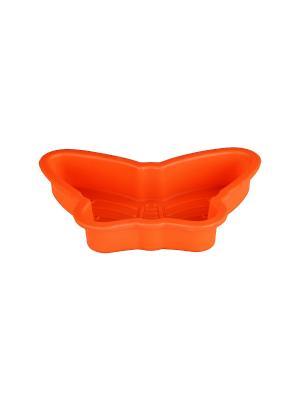 Форма для запекания 17*9,5*3 см. (оранжевая) PATRICIA. Цвет: оранжевый