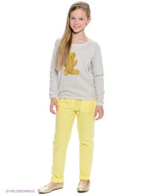 Брюки American Outfitters. Цвет: желтый