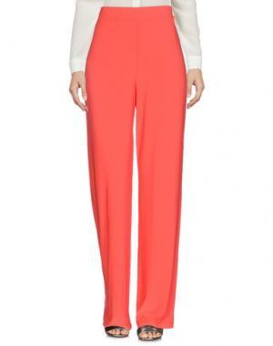 Повседневные брюки FRANK LYMAN. Цвет: оранжевый