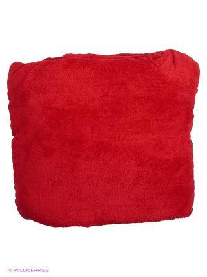 Плед с рукавами для двоих Sleepy. Цвет: красный