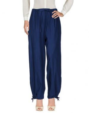 Повседневные брюки JACQUEMUS. Цвет: синий
