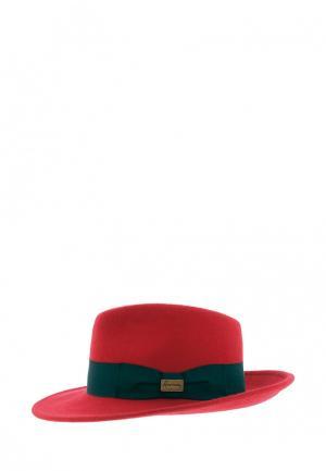 Шляпа Herman. Цвет: красный