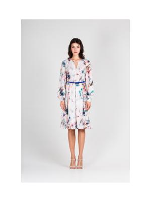 Платье с ремнём Elena Shipilova