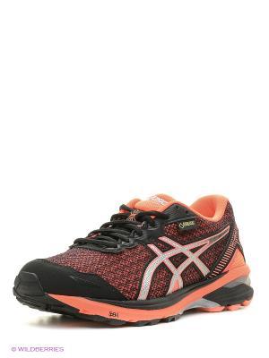 Спортивная обувь GT-1000 5 G-TX ASICS. Цвет: черный, коралловый, серый