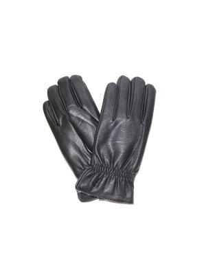 Перчатки Eleon. Цвет: черный