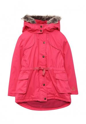 Куртка Catimini. Цвет: розовый