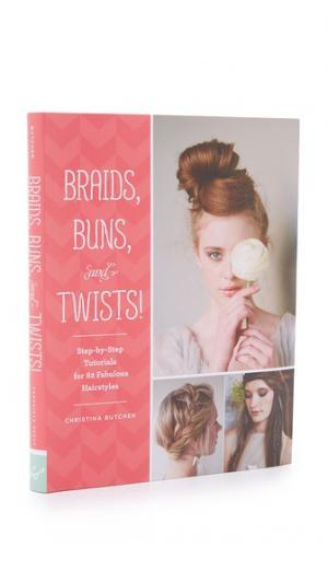 Braids, Buns and Twists! Books with Style