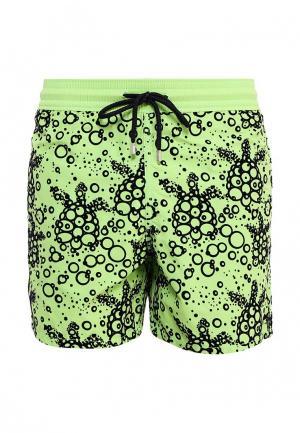 Шорты для плавания Vilebrequin. Цвет: зеленый