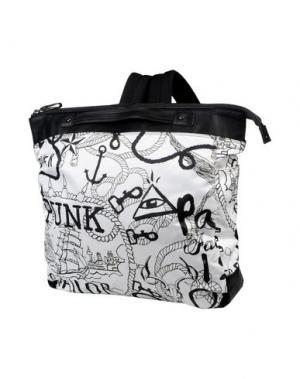 Рюкзаки и сумки на пояс LEITMOTIV. Цвет: белый
