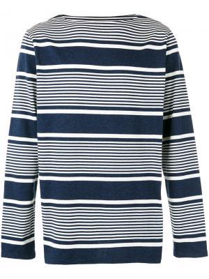 Breton stripe sweater The Gigi. Цвет: синий