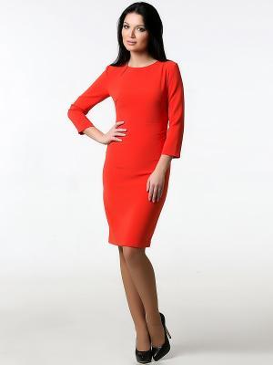 Платье Spicery. Цвет: красный