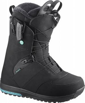 Ботинки сноубордические женские  Ivy Salomon