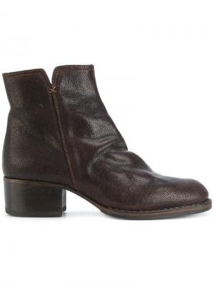 Ботинки Taz-s Tinder Fiorentini +  Baker. Цвет: коричневый