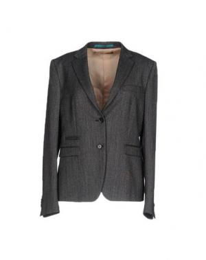 Пиджак NEW YORK INDUSTRIE. Цвет: свинцово-серый