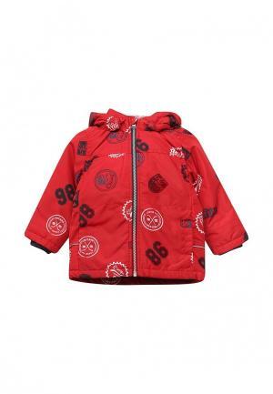 Куртка утепленная Name It. Цвет: красный