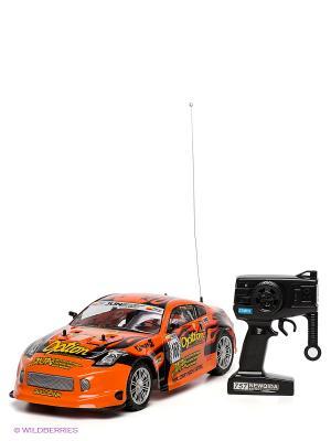 Машинка радиоуправляемая VELD-CO. Цвет: оранжевый