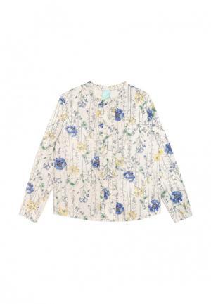 Блуза AnyKids. Цвет: разноцветный