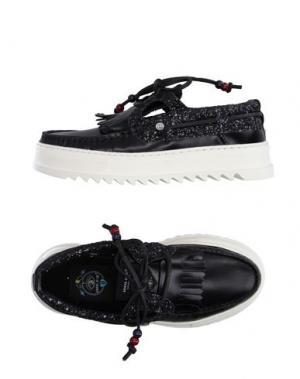 Обувь на шнурках DOLFIE. Цвет: черный