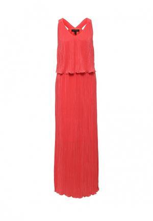 Платье Banana Republic. Цвет: коралловый