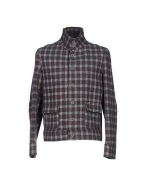 Куртка J.W. TABACCHI. Цвет: серый